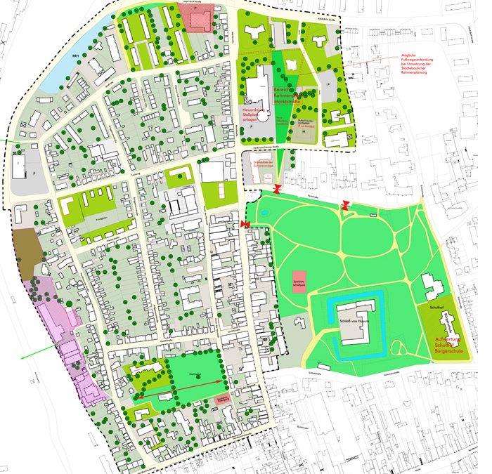 Quartiersentwicklung Husum Obere Neustadt