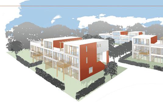 Gutachterverfahren Wohnungsbau Kornweg