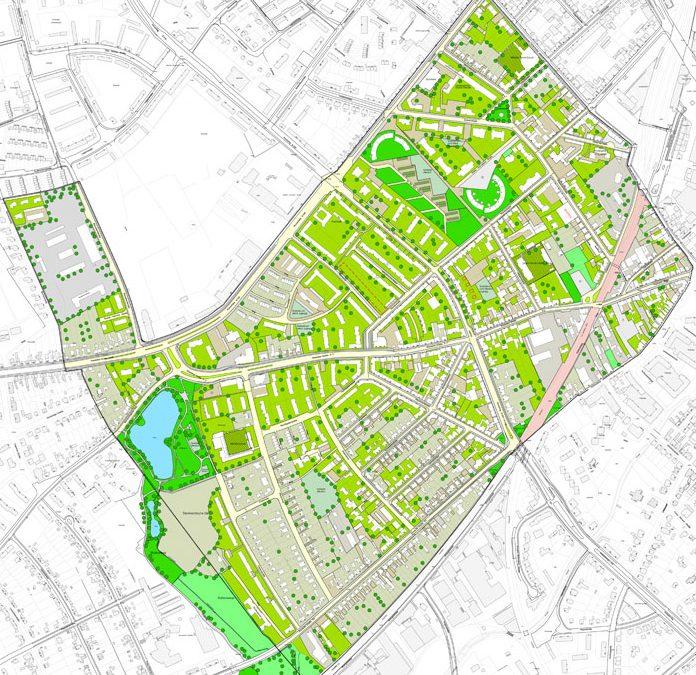 Städtebaulicher Rahmenplan Neumünster-West