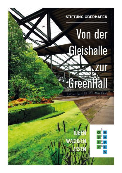 Broschüre Stiftung Oberhafen