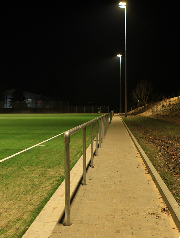 Lichttest in Rellingen, SC Egenbüttel